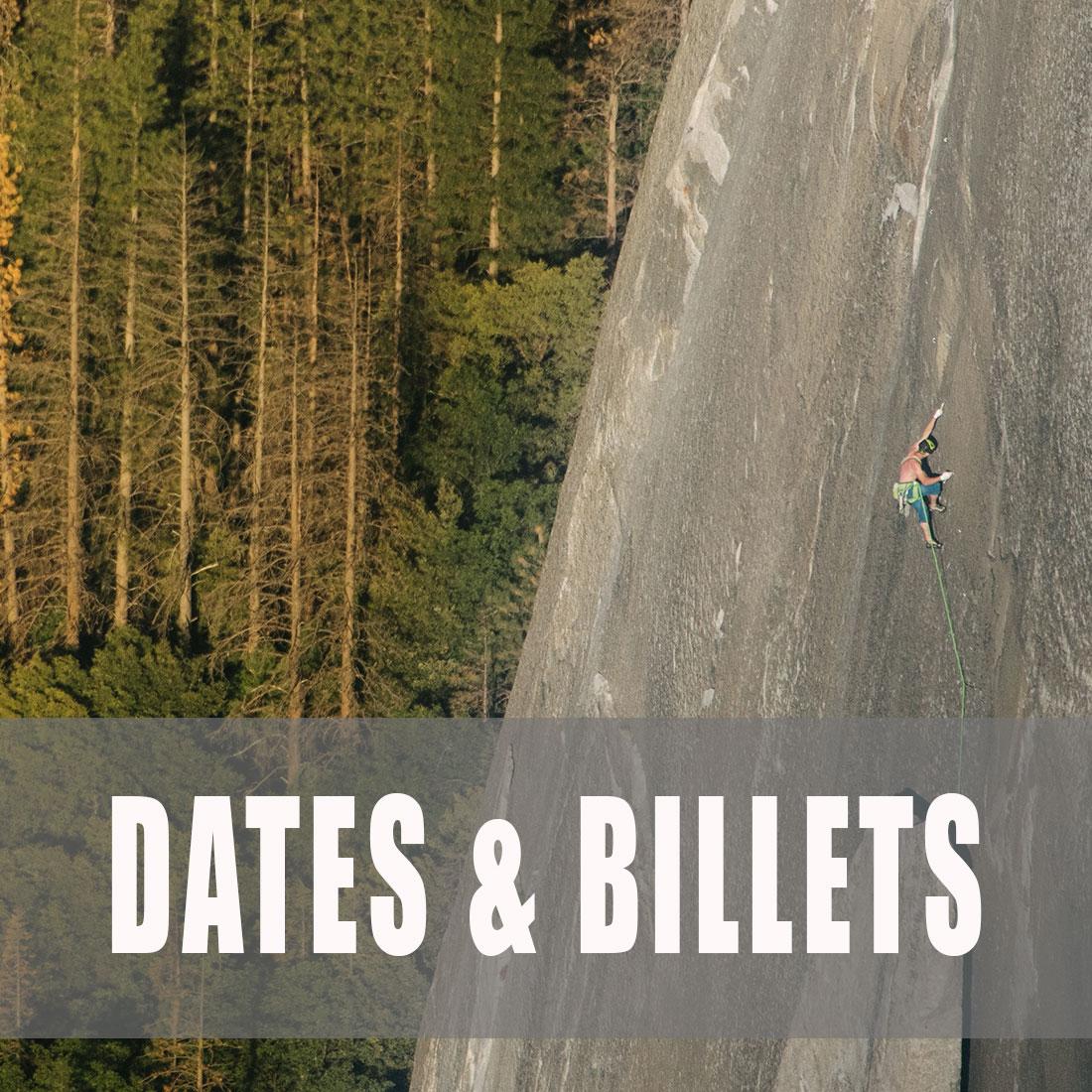 Date-billet